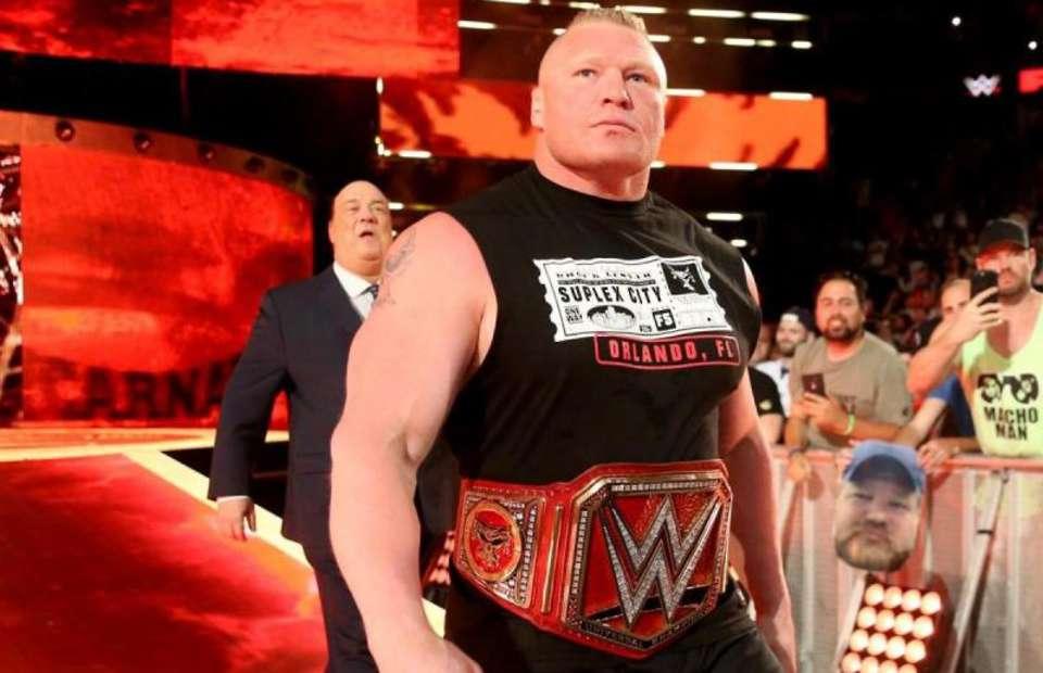 Brock Lesnar Cute Pics