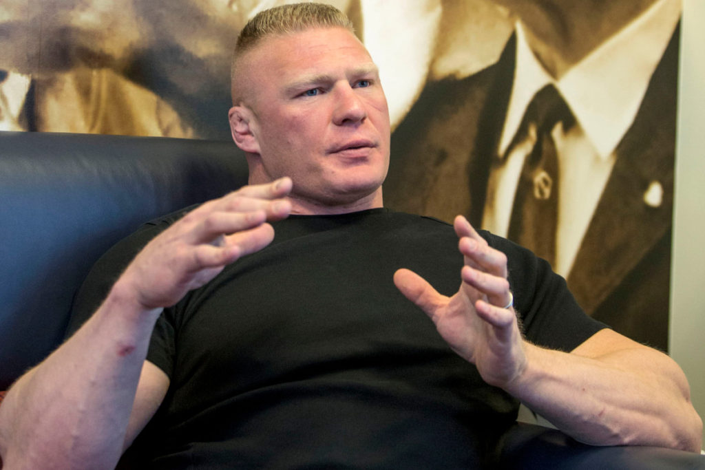 Brock Lesnar Full HD Photoshoots