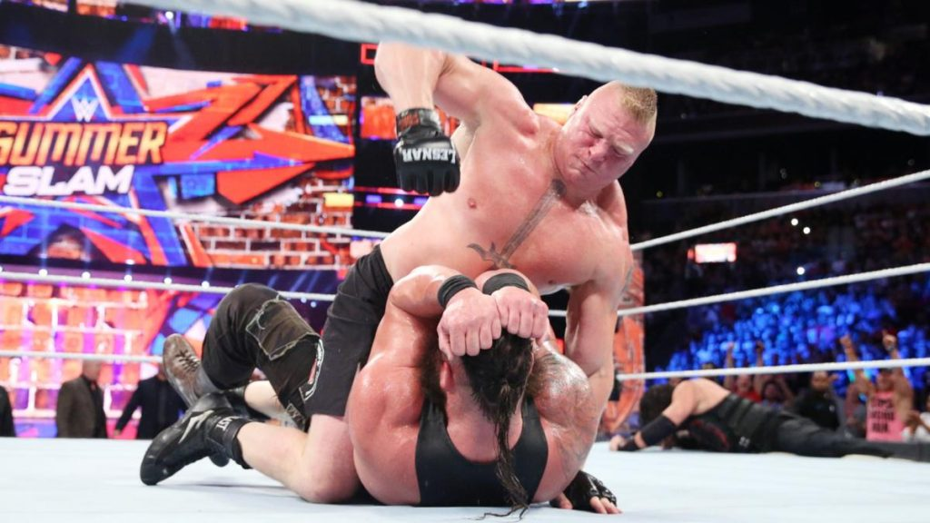 Brock Lesnar Full HD Unseen Pictures