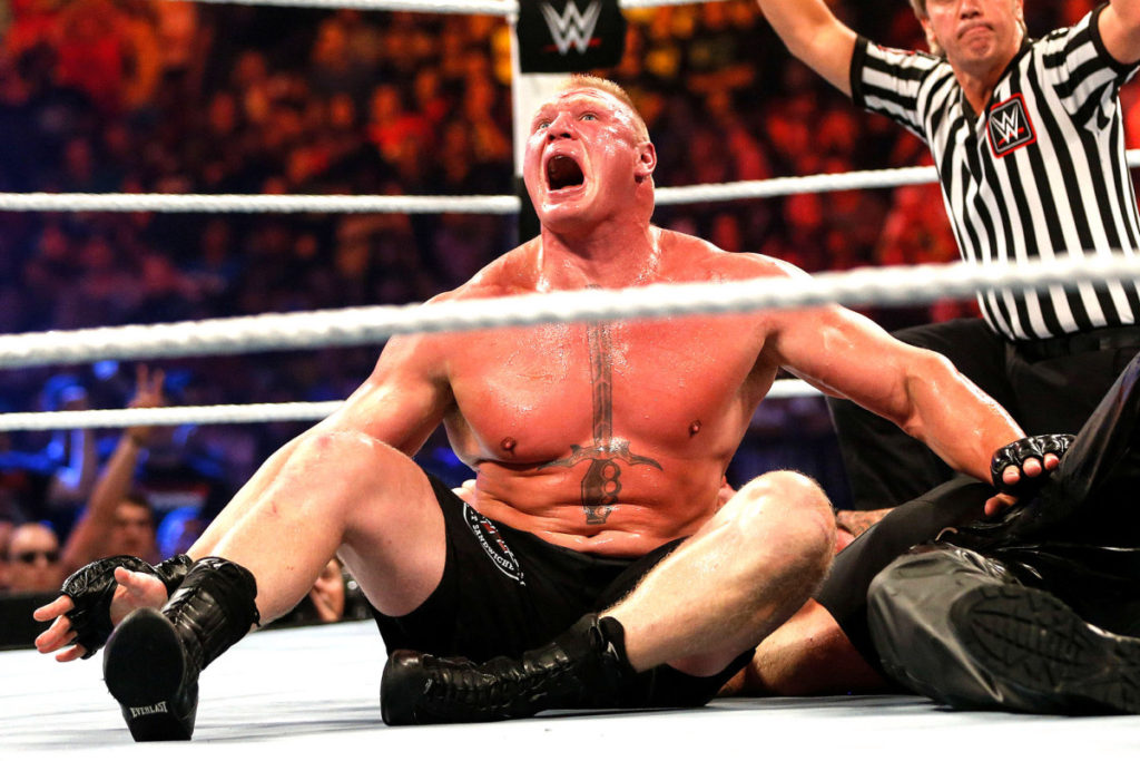 Brock Lesnar Lovely Photos