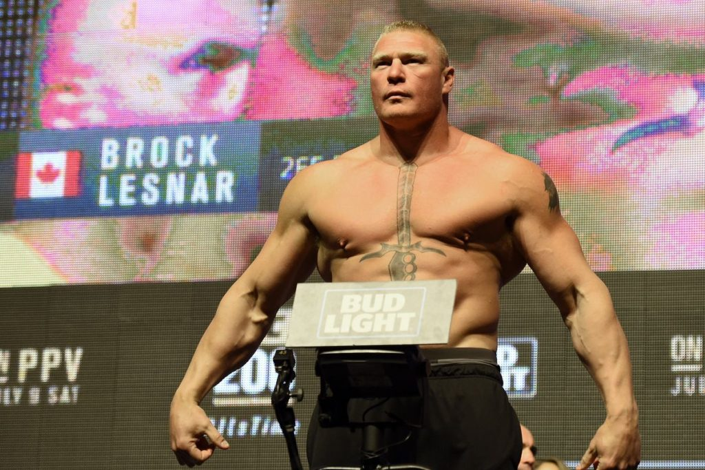Brock Lesnar Photos Gallery In 2018