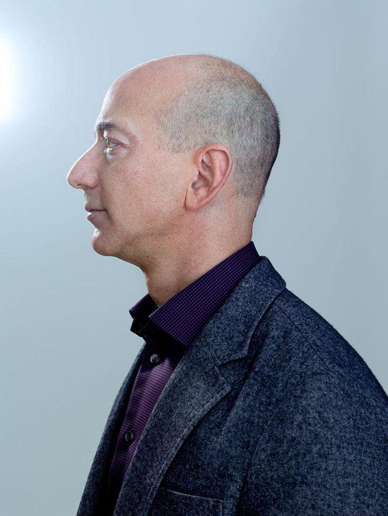 Businessperson Jeff Bezos Pics
