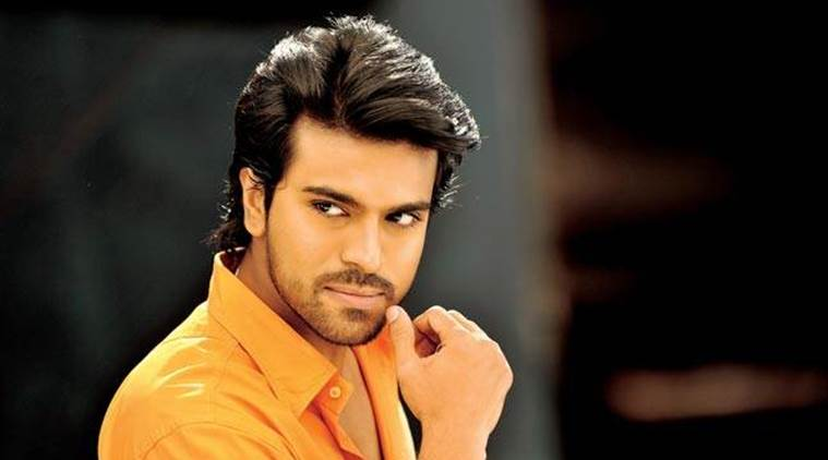 Charming Ram Charan HD Photos