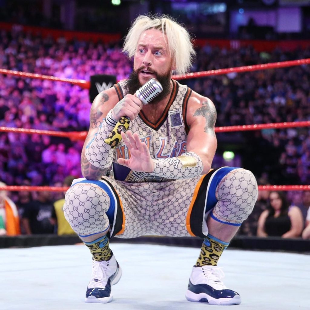 Enzo Amore Beautiful Pics