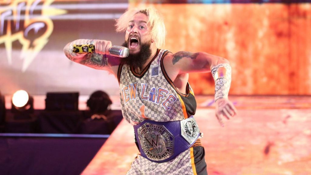 Enzo Amore Body Images