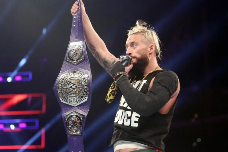Enzo Amore Latest Photoshoots