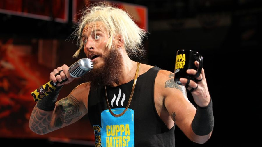 Enzo Amore New Hair Style Pictures