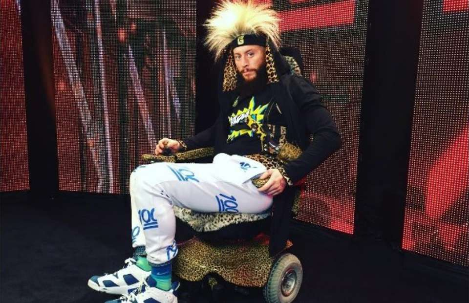 Enzo Amore Photos For Desktop