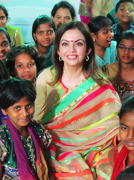Executive Nita Ambani Photos