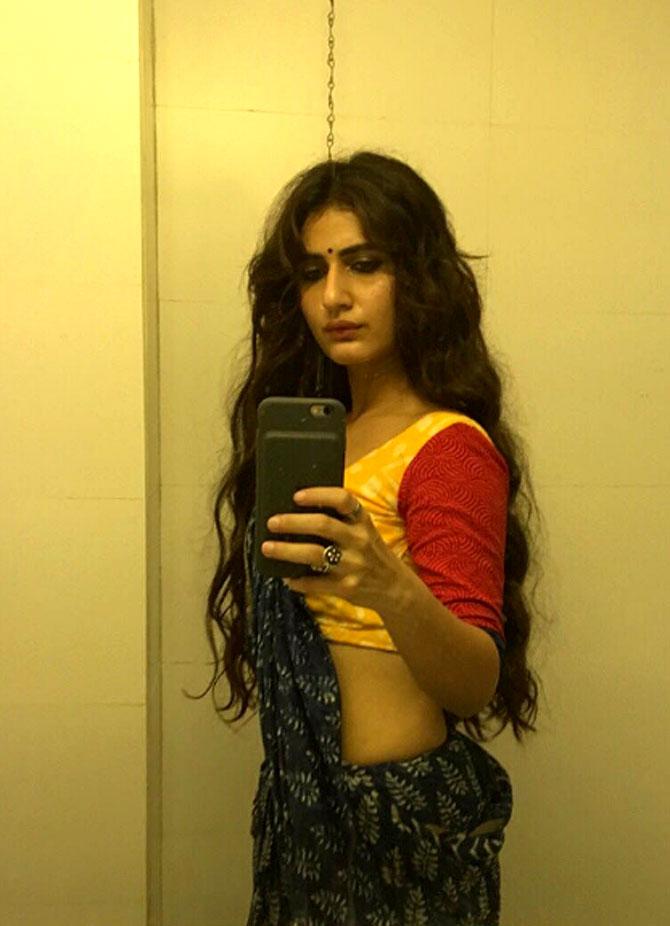 Fatima Sana Shaikh HD Pics Photoshoot