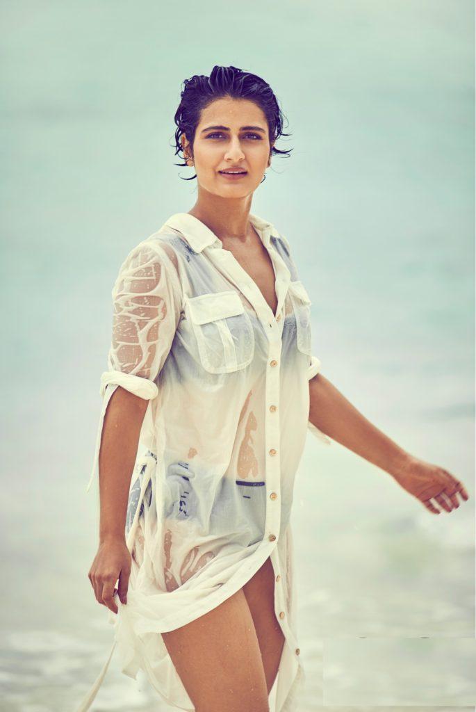 Fatima Sana Shaikh In Bra Panty Pictures