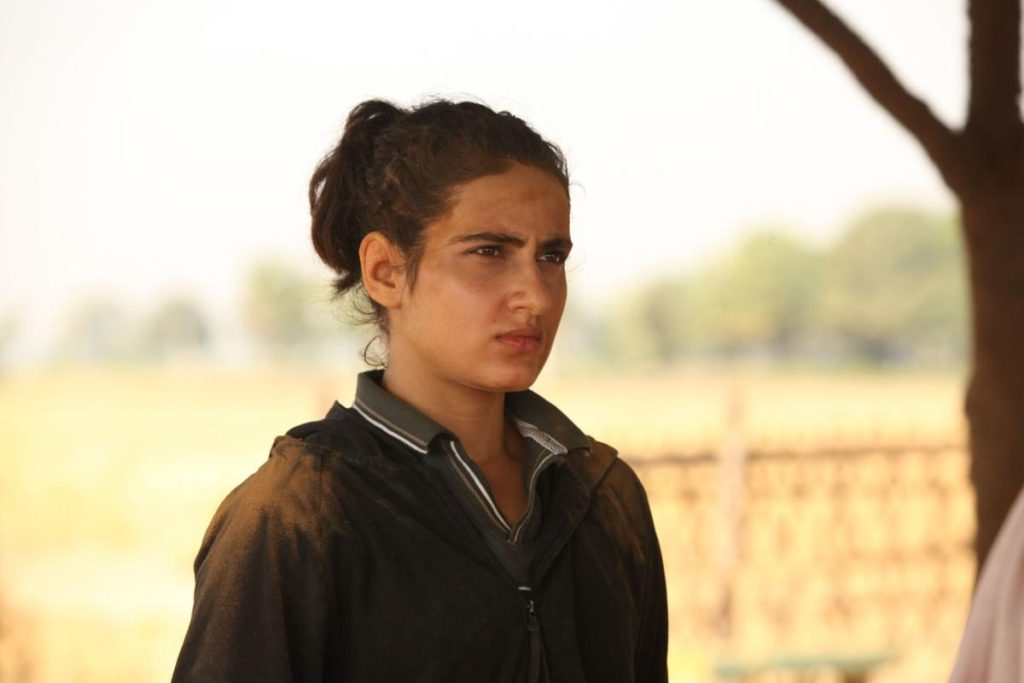 Fatima Sana Shaikh Latest Hair Style Images