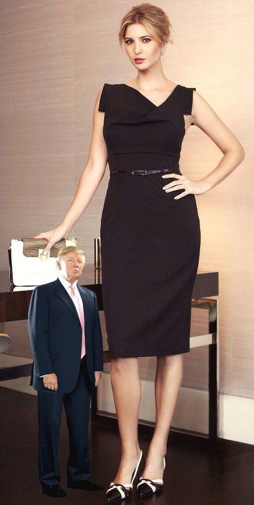 Gorgeous Ivanka Trump Pictures