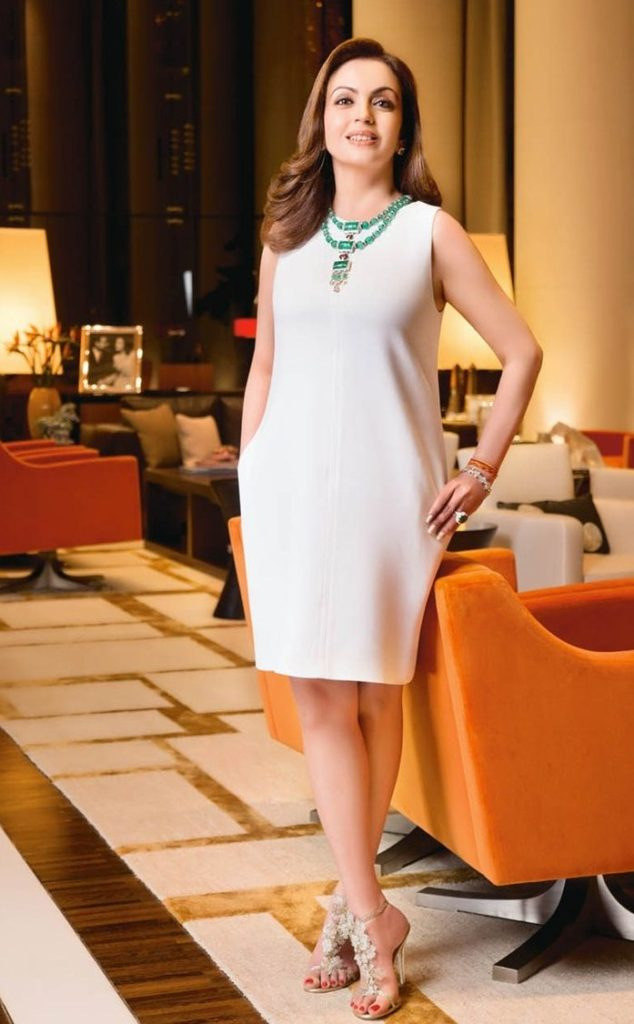 Gorgeous Nita Ambani Images