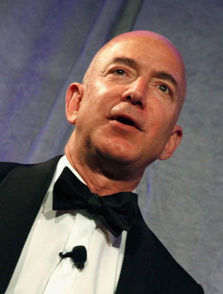 Handsame Jeff Bezos Pictures