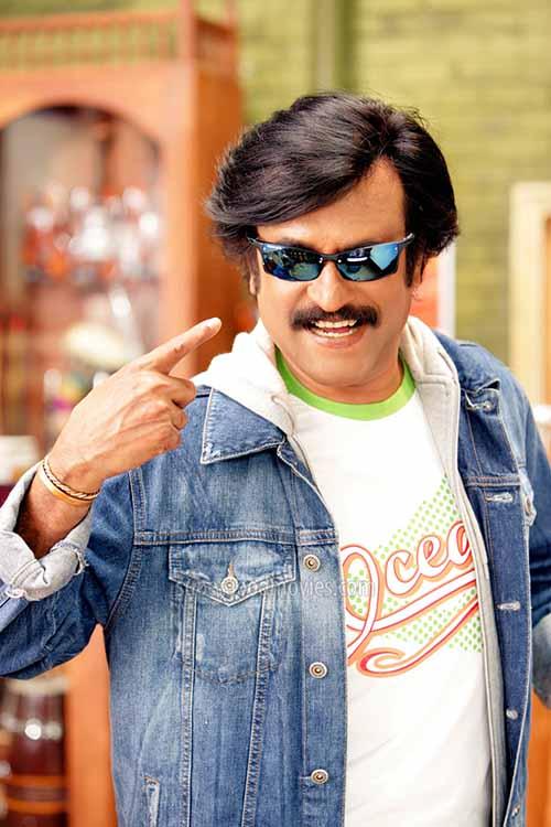 Indian Actor Rajinikanth Photos