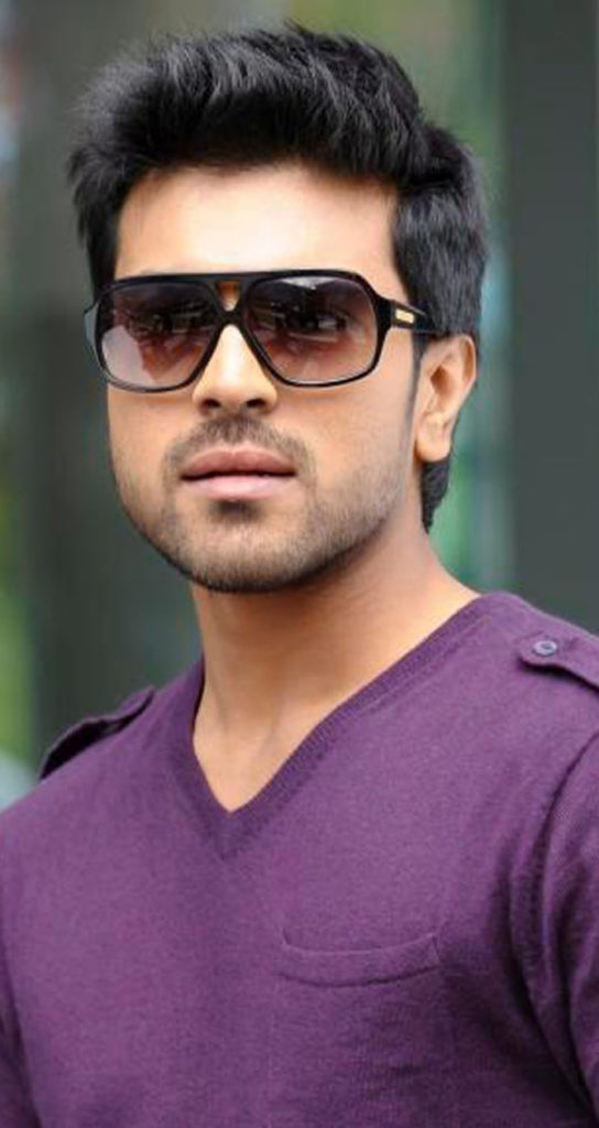 Indian Actor Ram Charan With Goggles Pics