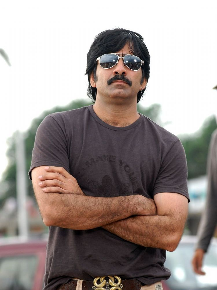 Indian Actor Ravi Teja Images