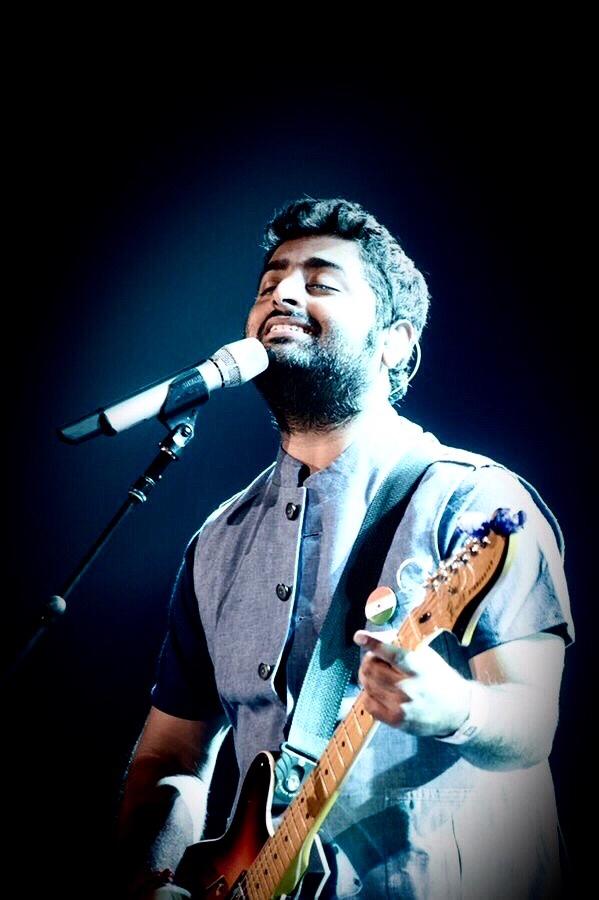 Indian Musician Arijit Singh Photos