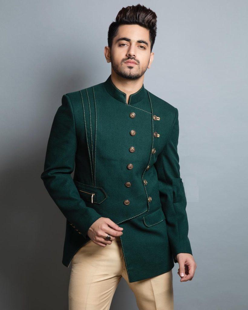 Indian TV Actor Zain Imam Pics