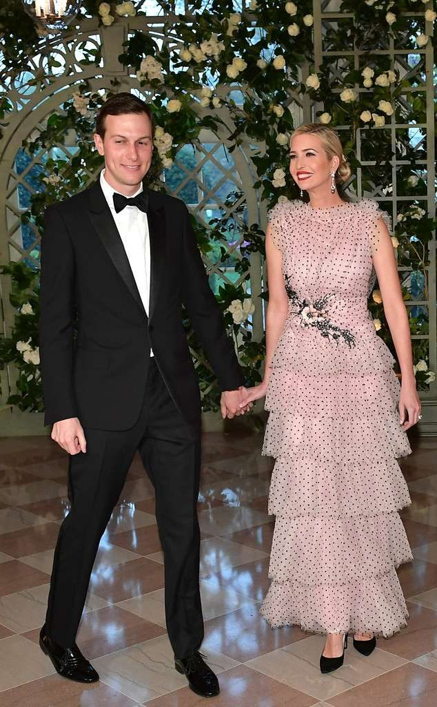 Ivanka Trump Pictures With His Husband