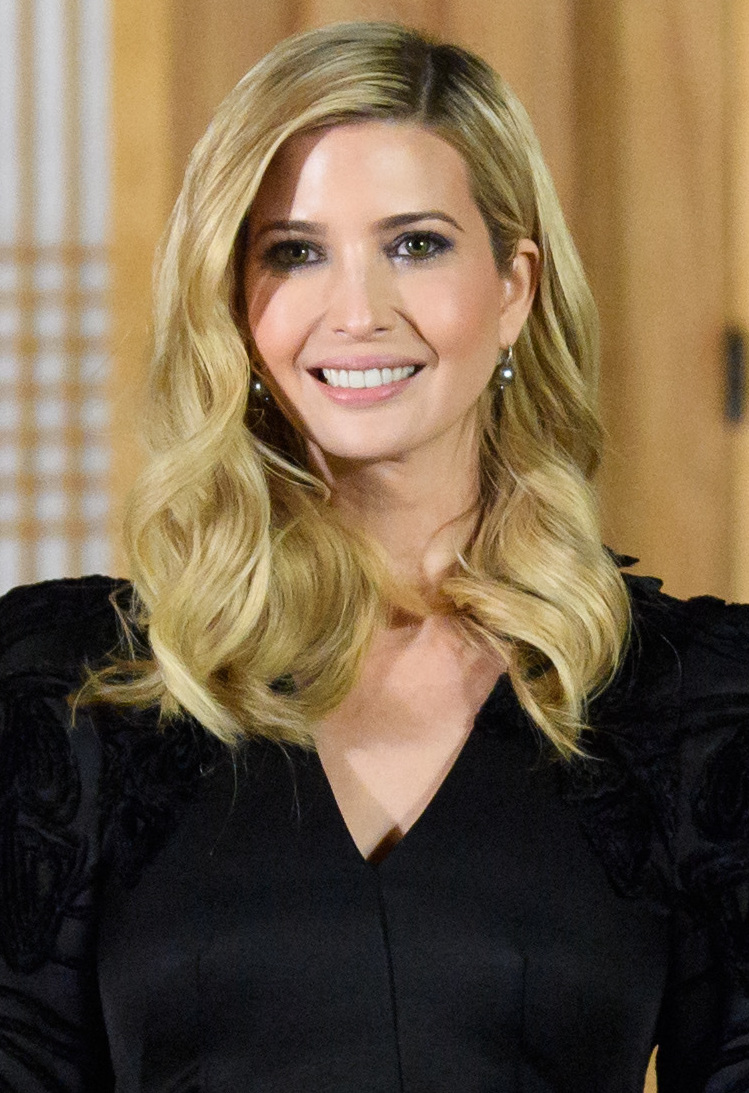 Ivanka Trump Hot Latest HQ Pics Images In Short Clothes