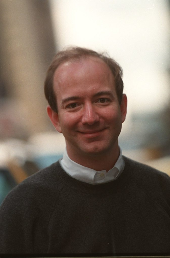 Jeff Bezos Age