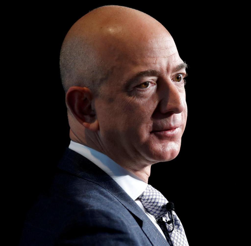 Jeff Bezos Cute Pics