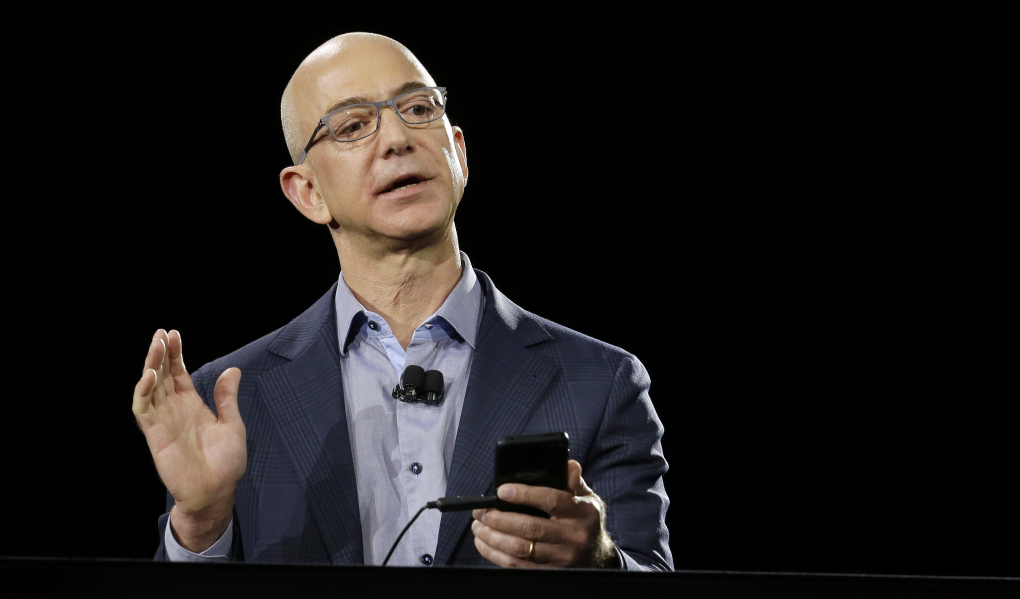 Jeff Bezos Full HD Photos Gallery