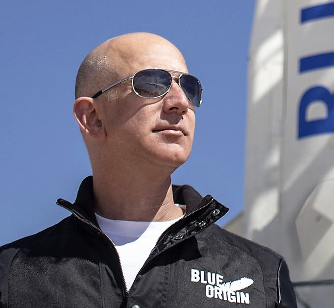 Jeff Bezos Latest Look Images
