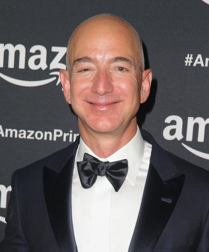 Jeff Bezos Photos At Award Show