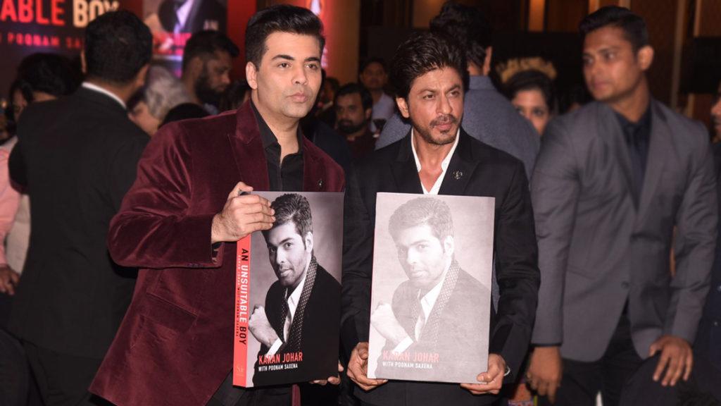 Karan Johar With Shahrukh Khan Pictures