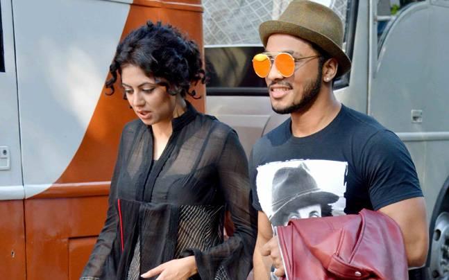 Kavita Kaushik Pictures With His Boyfriend