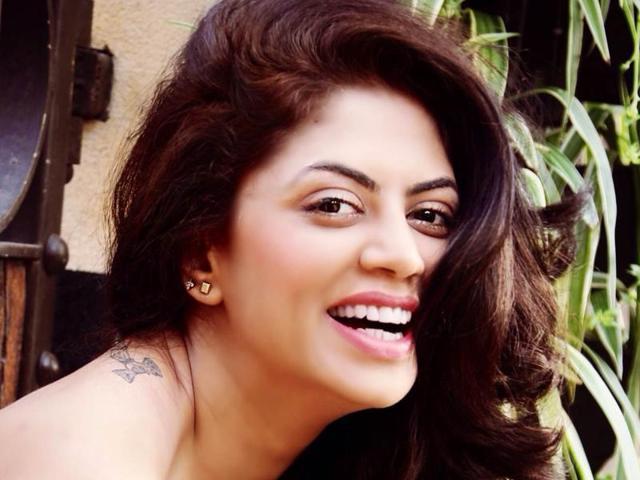 Kavita Kaushik Sweet Smile Images