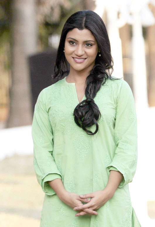 Konkona Sen Sharma Latest Hair Style Images