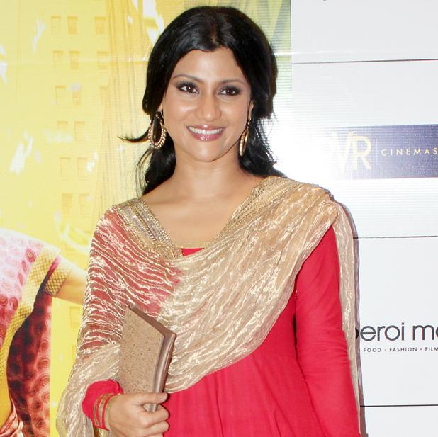 Konkona Sen Sharma New Look Pictures
