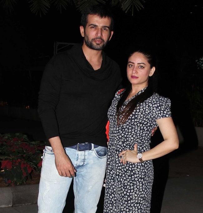 Mahhi Vij Images With His Boyfriend