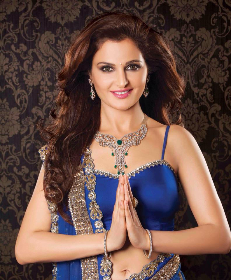 Monica Bedi Sweet Smile Images