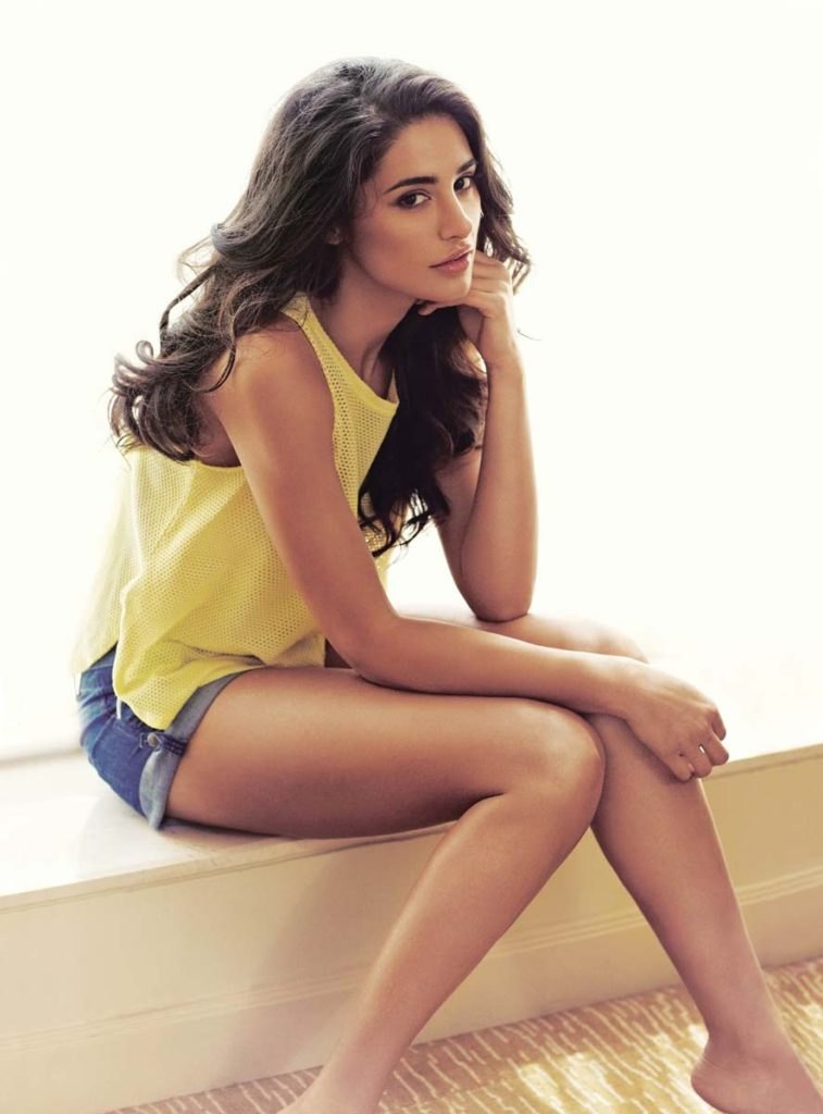 Nargis Fakhri Photos In Short Cloths