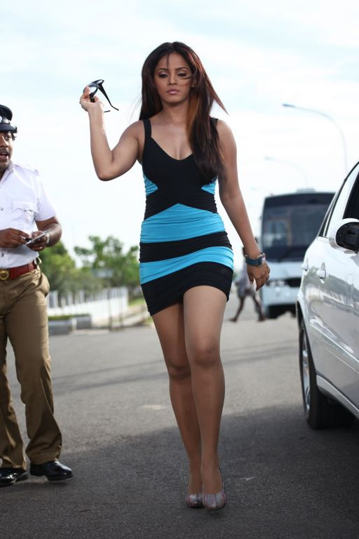 Neetu Chandra Images In Short Cloths