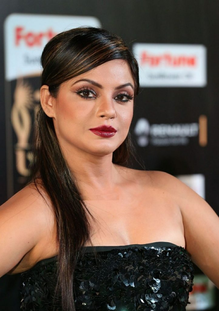 Neetu Chandra Latest Hair Style Images