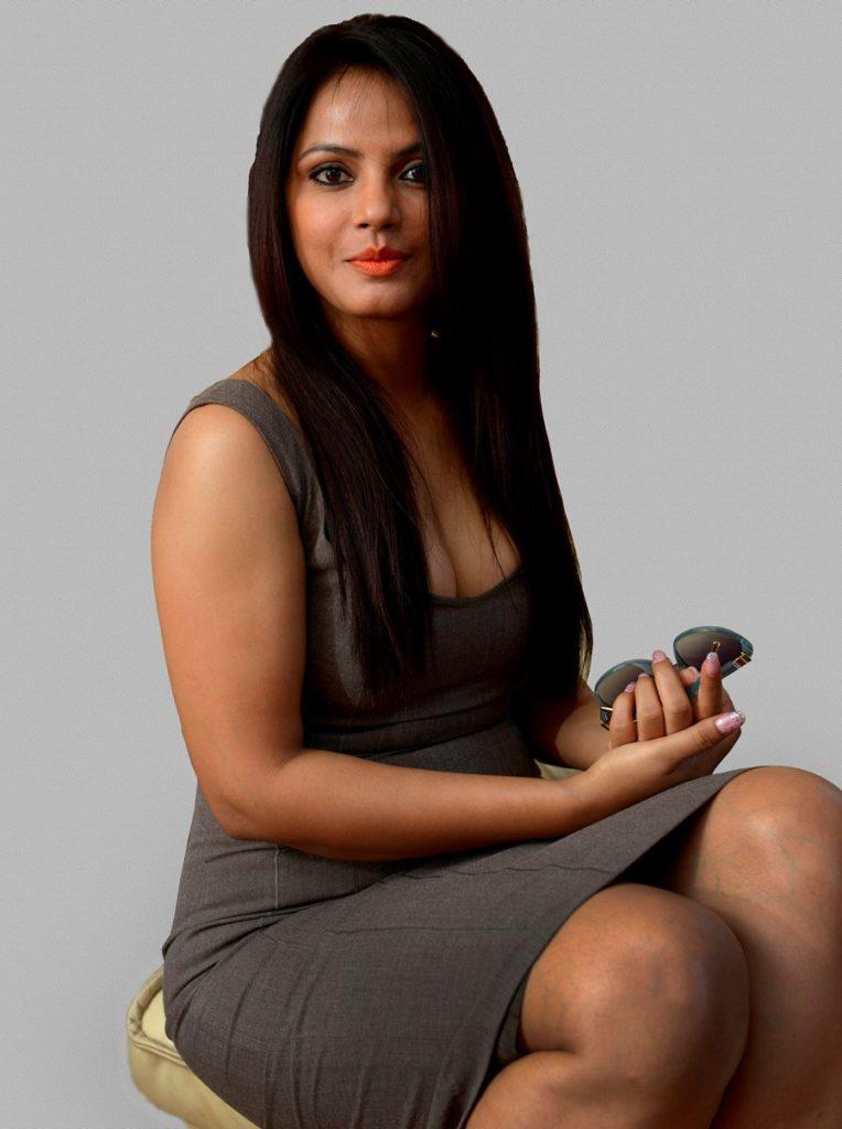 Neetu Chandra Photos In Short Dress