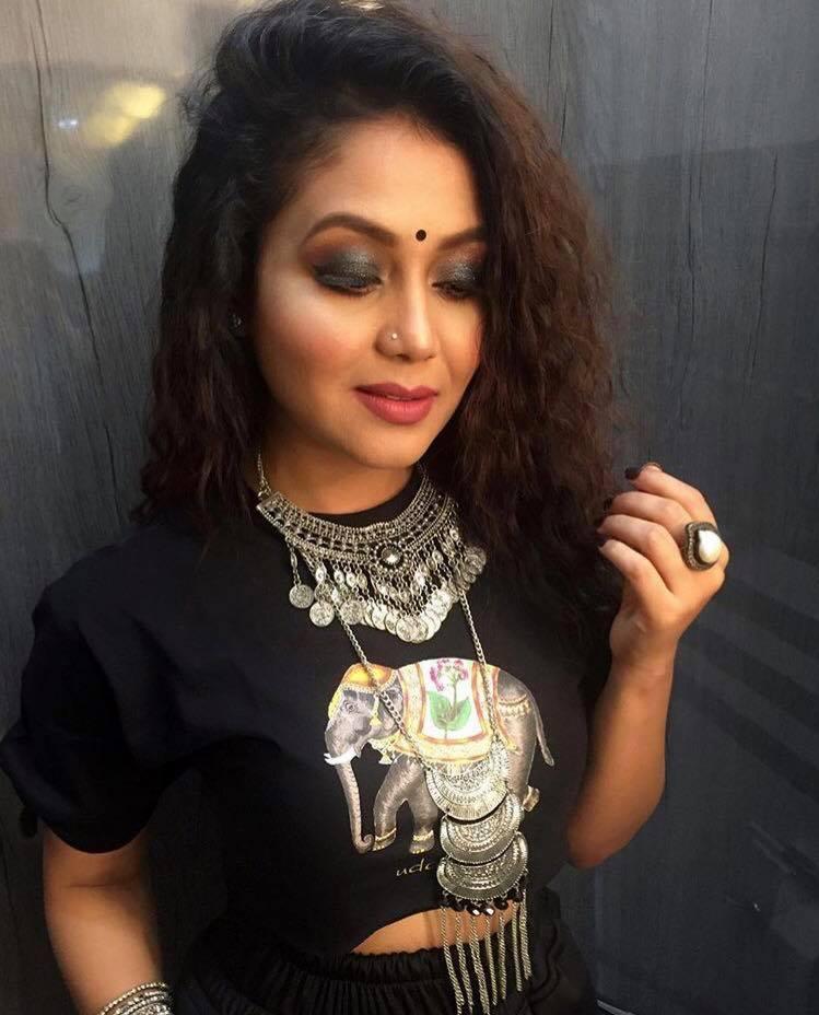 Neha Kakkar Latest New Hair Style Images