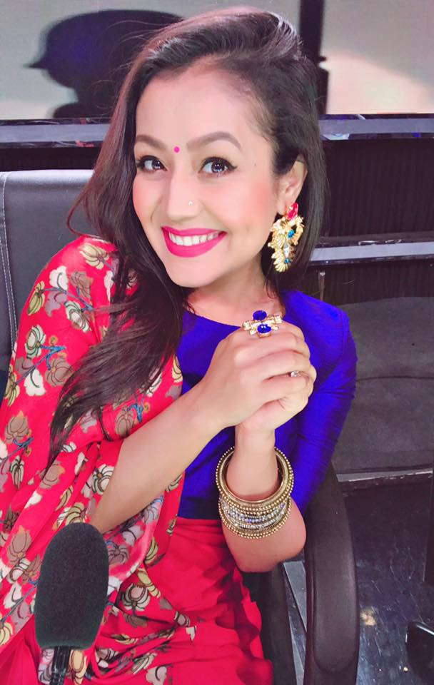 Neha Kakkar New Full HD Wallpapers Download
