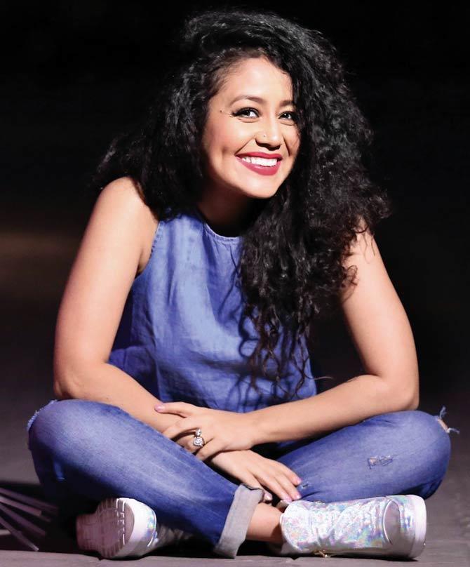 Neha Kakkar Sexy Images