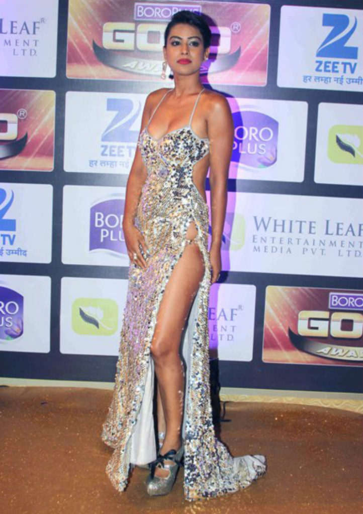 Nia Sharma Full HD Pictures At Event