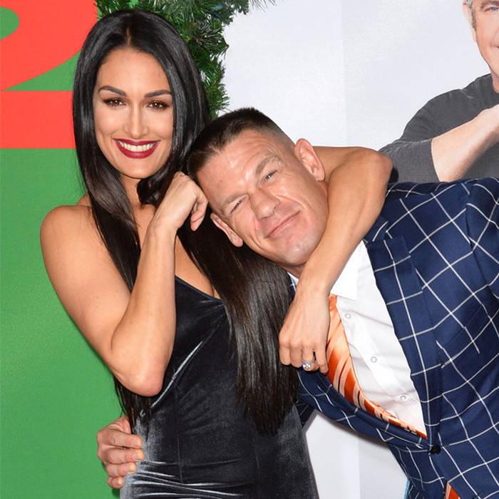 Nikki Bella New & Nice Look Images With His Boyfriend