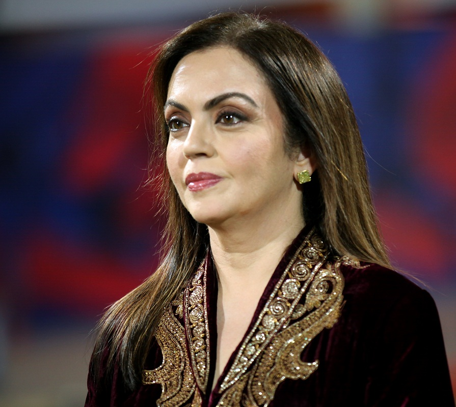 Nita Ambani Cute & Lovely Pics