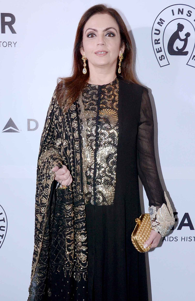 Nita Ambani Photos At Award Show