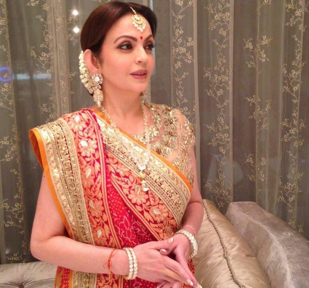 Nita Ambani Photos Free Download